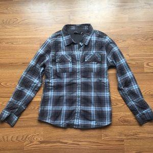 Prana Thermal Flannel Shirt/Jacket